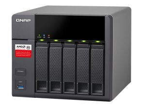 QNAP TS-563 Turbo NAS - NAS-server