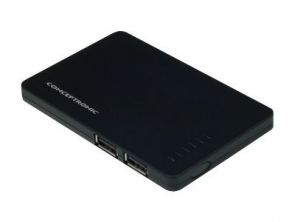 Conceptronic CPOWERB2200 Universal USB Power Bank - Mobiele oplader 2200 mAh