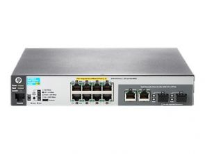 HPE Aruba 2530-8-PoE+ Internal Power Supply - Switch