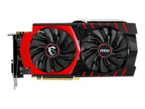 MSI GTX 970 Gaming 4G - Grafische kaart - GeForce GTX 970 - 4 GB GDDR5 -  PCI Express 3 0 x16 - 2 x DVI, HDMI, DisplayPort - Azerty